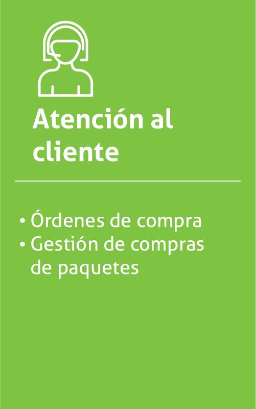 Atención al Cliente FBS